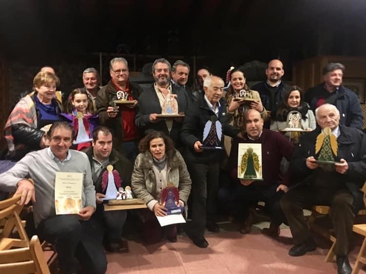 Matilla recibe el premio Innovación del XX Circuito Belenístico